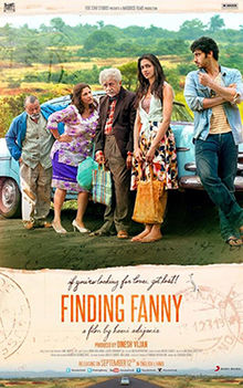 Finding Fanny Theatre Release