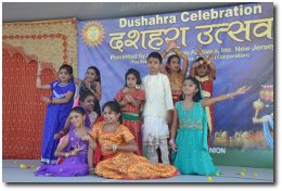 12th Annual Grand Dushahra Festival Celebration in Lake Papaianni Park NJ