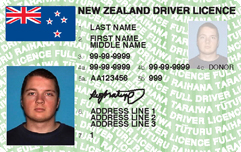 How to get a Drivers License in New Zealand